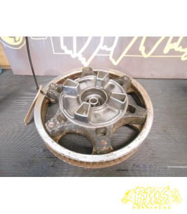 achtertandwiel Kawasaki , LTD-450, (A1),bouwjaar-1985, 27028-kmstand, framenr-JKAENGA1XFA,