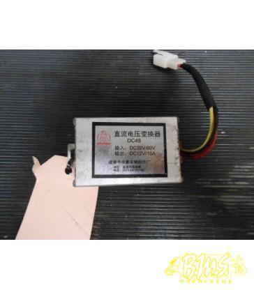 relais dc48 dc30v-60v dc12v/10a Huasha hs50qt-17 bouwjaar-2008 1727km-stand 4km/u
