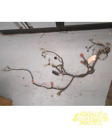 Kabelboom met een reparatie stekker