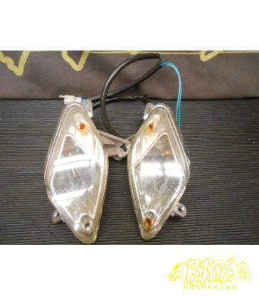 Richtingaanwijzer RAWsetje achter sym fiddle2 framenr-RFGAW05WX8X Bouwjaar-2008 45km