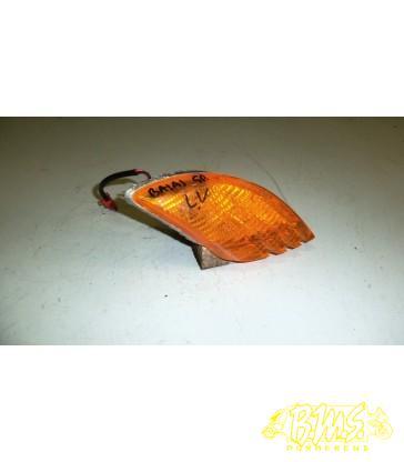 Knipperlicht richtingaanwijzer RAW linksvoor gebruikt Bajaj Spirit