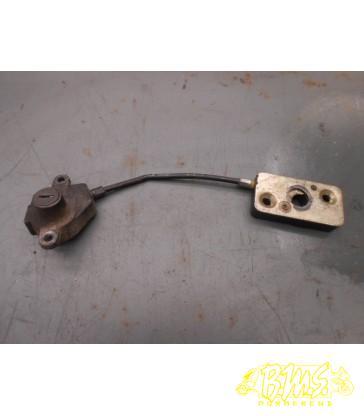 Buddy vanger (zonder sleutel) Suzuki GSX600F bouwjaar 1996 framenummer GN72A12125 kn/stand 46426