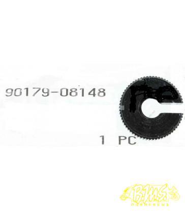Stelschroef kabel o.h.v de Kawasaki 901790814800