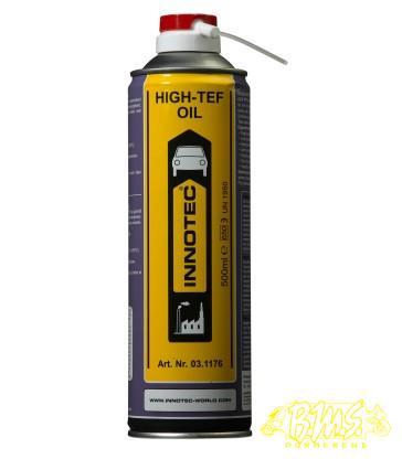 High-Tef Oil 500 ml High-Tef Oil -50°C tot +250°C. Bov