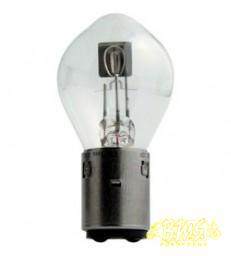 12V-35/35W Ba20  Flosser E-keur  lamp wit