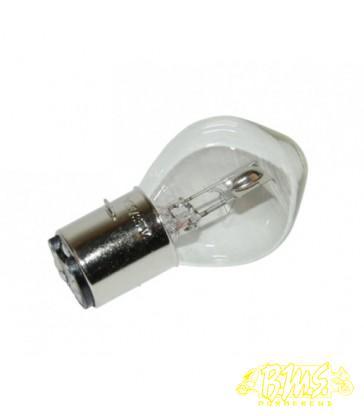12V-45-40W Ba20 Flosser E-keur lamp wit