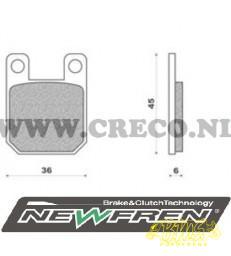 Peugeot REMBLOK NEWFREN FD0094 VIVACITY AJP