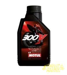10W40  Olie 300 VOL SYNTHESE SPORT 4takt  300V motul (SG)