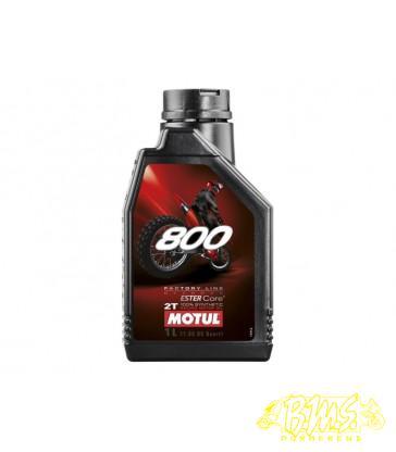 800 Motorolie Motul 2Takt OFF ROAD mengolie
