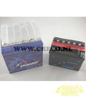 Accu GTX9-BS 8A-12V RUNNER180 LIKE200I