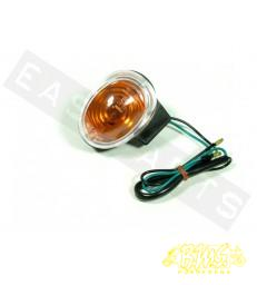 Knipperlicht helder glas links front euro11 CPI Keeway Yamaha