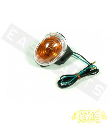 Knipperlicht helder glas links front euro11 CPI Keeway Yamaha