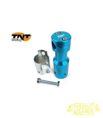 Stuur-klam-pen TNT blauw Peugeot Speedfight 1 en 2