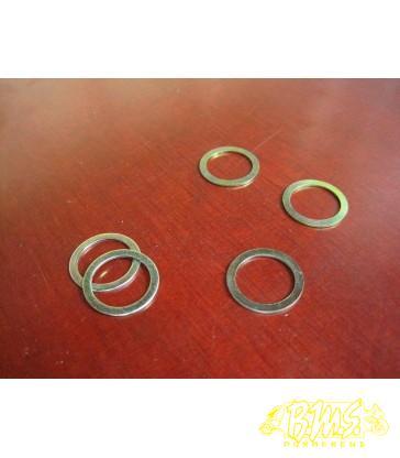 Variateurdelen ring (dun) - Keeway, CPI, Generic Chinese modellen 2takt