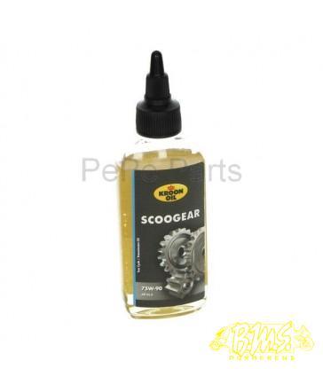 75w90 vol synth scooter vertanding olie 100L kroon / vertandingsolie
