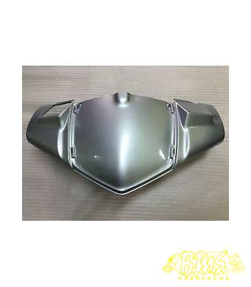 Aprilia Sonic 50 Air stuur kuipje Artic Silver Musetto anteriore