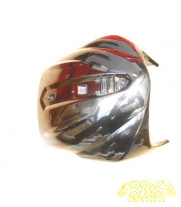 Piaggio Beverly 125 Tourer E3 2007-2010 voorscherm shiny zwart 94