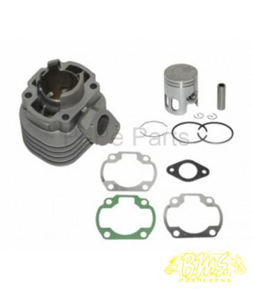 Yamaha cilinder alu-nik minarelli horizontaal ac 40mm DMP