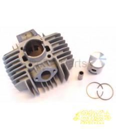 Tomos a3- a35 Cilinder alu nikel 38mm DMP