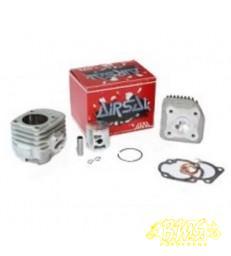 CPI POPCORN  / generic cracker.f12 ac / keeway 50cc / hussar Cilinder lucht- gekoeld (AC)  met kop 40mm eurokit