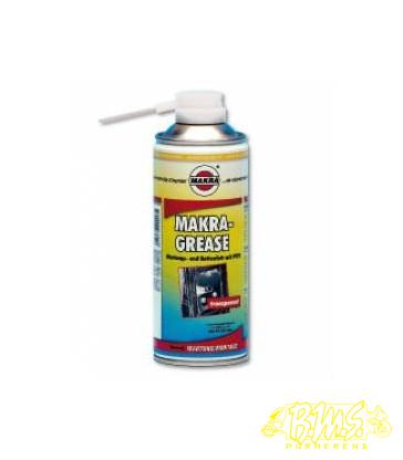 Spuitbus kettingvet 400 ML makragrease PTFE