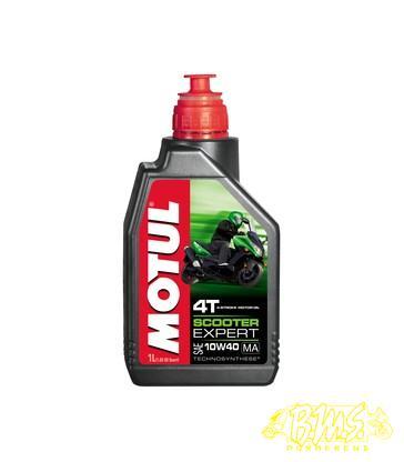 1liter 4takt motul olie scooter expert sae 10w40 50%