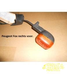 Knipperlicht front rechts  Peugeot Fox