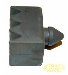 aanslagrubber zijstandaard fly2012/ vespa lx piag orig 582885