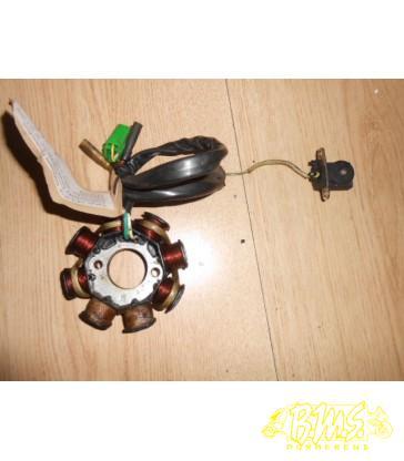 Ontsteking spoel 5 draden pulsgever buiten Motormania MM50Qt-21 45km/u bouwjaar 2008