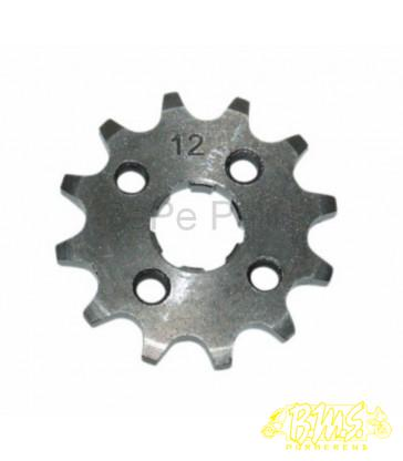 Honda voorkettingwiel brom honda/ gpr/ sen 12t DMP