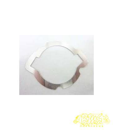 VESPA / CITTA / ciao / si/ si-mix Voetpakking aluminium