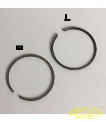 Zuigerveerset 1E RING 38,2X2BL - 2E RING 38,2X1,5C