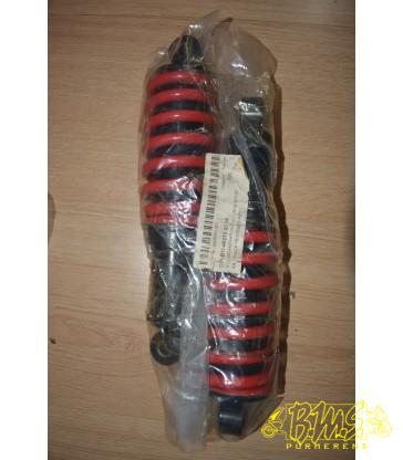 Schokbrekerset achter hoogte instelbaar zwart rood CPI Crab 50/100