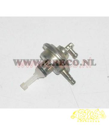 Benzinekraan 1kwa VACUUM 15mm (korte filter draaibaar)