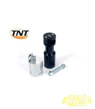 Peugeot styuurpen/klam Merk-TNT Zwart