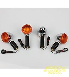 KAWASAKI ZEPHYR 550 /750 Knipperlicht/richtingaanwijzer Links Achter L/A  Compleet 23037-1279