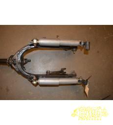 Motormania zn50qt-f 45km/u frame-L5YACBPA0811 BJ-2008