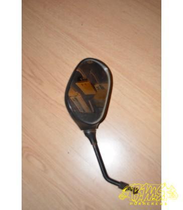 Spiegel rechts zwart Peugeot V-Clic