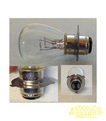 12V 35/25W P15D-3 | Fabrikantcode: A-7025-BP | Fabrikant: EIKO |