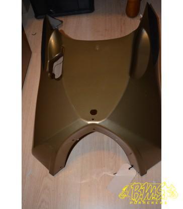 Bodemplaat CPI aragon brons-goud