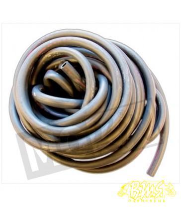 Benzineslang rubber zwart 6x10mm per 25cm