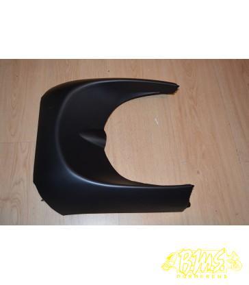 Voorzijde mat zwart origineel 64302-ALA6-9000 AGM VX50
