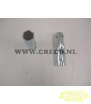 Bougiesleutel 4 takt Kymco L80mm Hex16mm