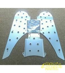 treeplank set aluminium  tgb 303