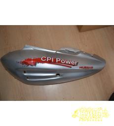 Motorscherm cpi hussar power lichte kras