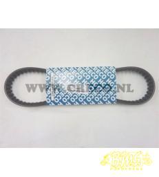 Piaggio V-Snaar Merk-Bando704x17,5x28. vespa Zip 4takt / LX502takt+4takt/ ET4./
