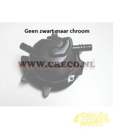 Waterpomp carterdeksel Compleet SPEEDFIGHT 2 (chroom)
