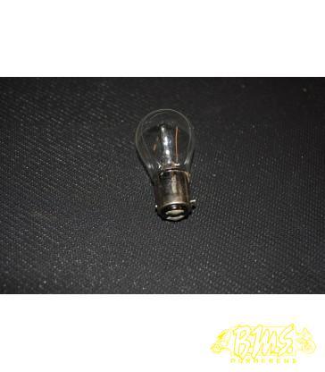DUO LAMP flosser 6V - 15/15 WAT BA15 BANJONET KLEIN-SMAL VOETJE
