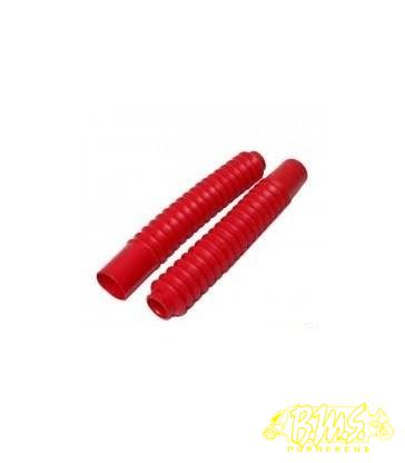Honda MT-XL / SUZUKI ts-x front vorkpoothoes rubber HOES SET rood