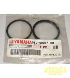 Yamaha Remklauw Rubbers / Rem. Voorwiel 38mm